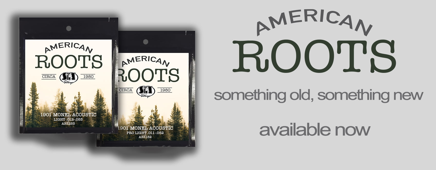 American Roots Monel Acoustic