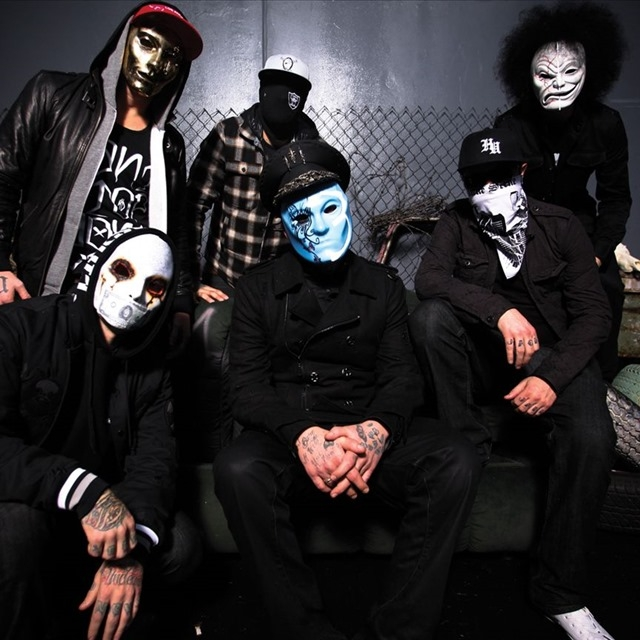 SIT Artist Hollywood Undead