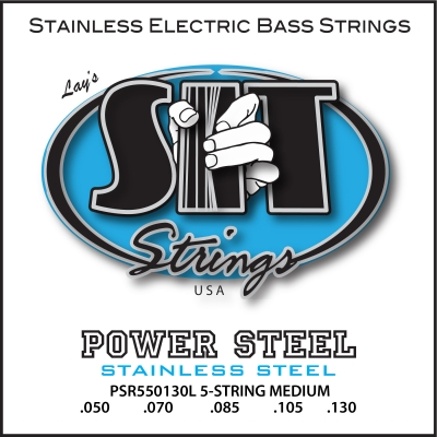 MEDIUM POWER STEEL STAINLESS BASS