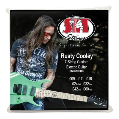 RUSTY COOLEY SIGNATURE 7-STRING