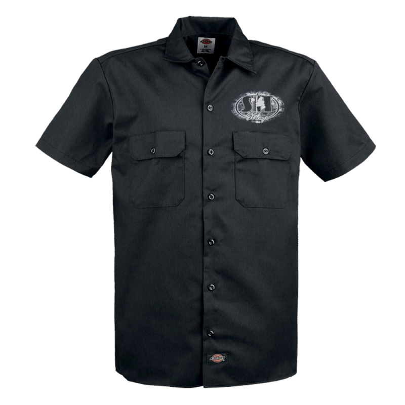 SIT Dickies Work Shirt (Large)