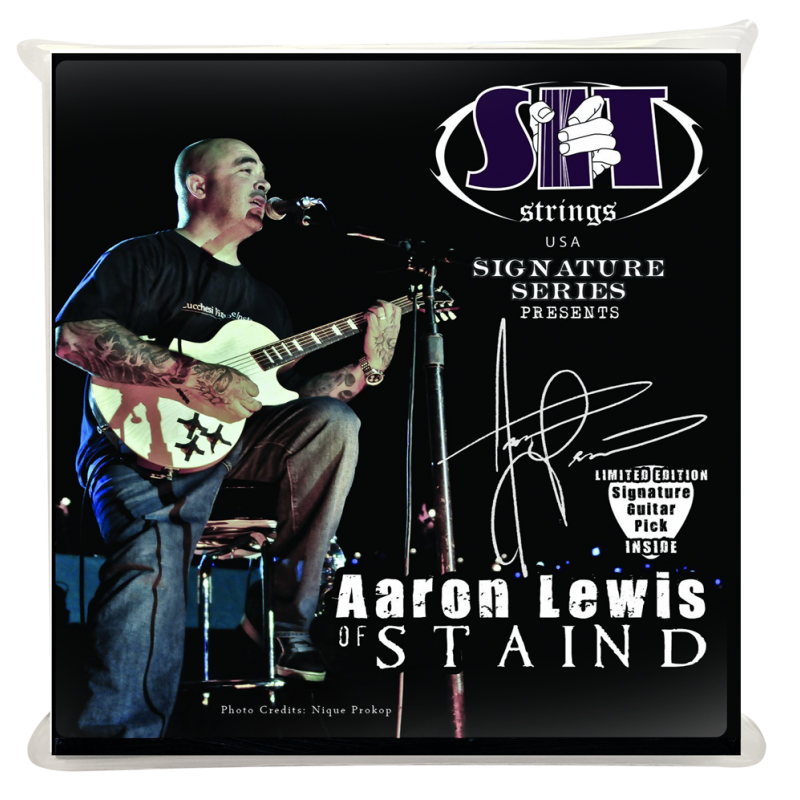 AARON LEWIS SIGNATURE SERIES ROYAL BRONZE