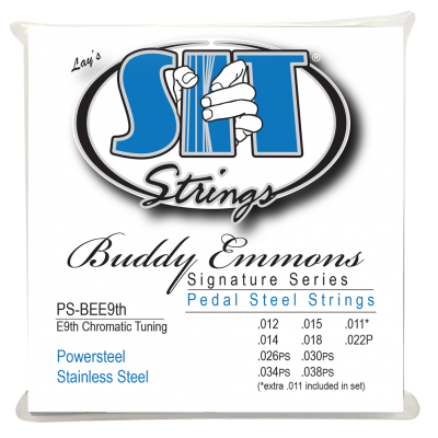 BUDDY EMMONS E9TH STAINLESS