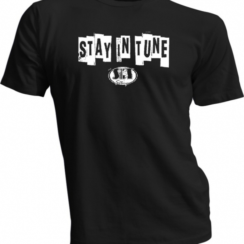 STAY IN TUNE T SHIRT